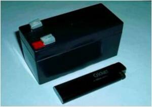 Резервный аккумулятор
