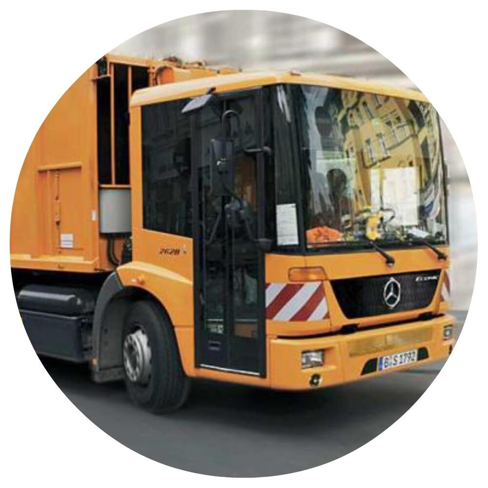 Контроль транспорта коммунальных аварийных служб