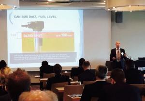 Telematics for Fleet management Europe 2014
