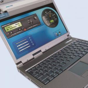 Программное обеспечение по эксплуатации тахографа Simulator